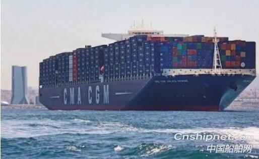 中韩船厂正在竞争全球最大集装箱船订单